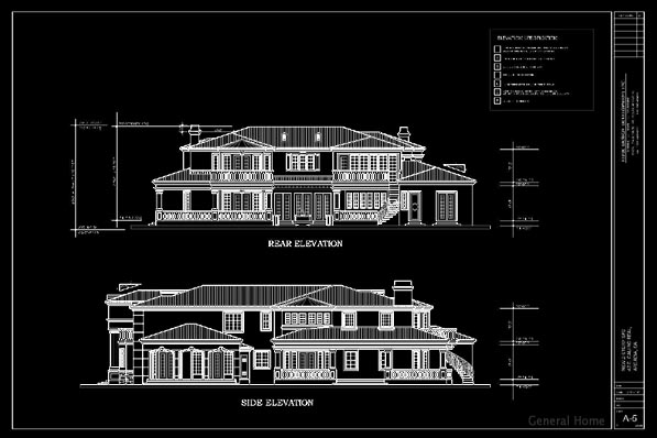 floor plan autocad outsourcing building elevations autocad outsourcing ...