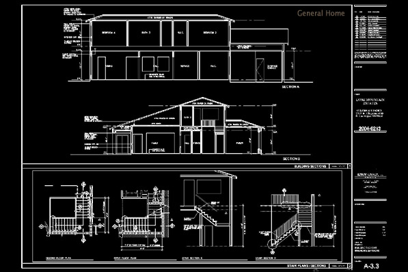 AutoCAD Outsourcing, Las Vegas Homes | General Home