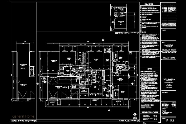 autocad drafting, pahrump home  general home, wiring diagram
