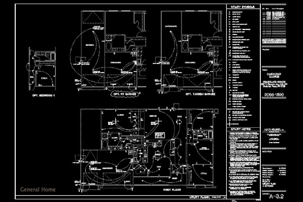 AutoCAD Drafting Pahrump Home General