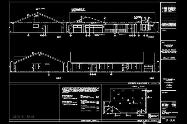 Autocad Drafting Pahrump Home General Home