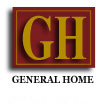 General Home Logo - Architectural Model Maker, Scale Model Maker
