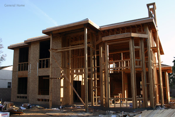 San Gabriel Residential Estate Construction Image