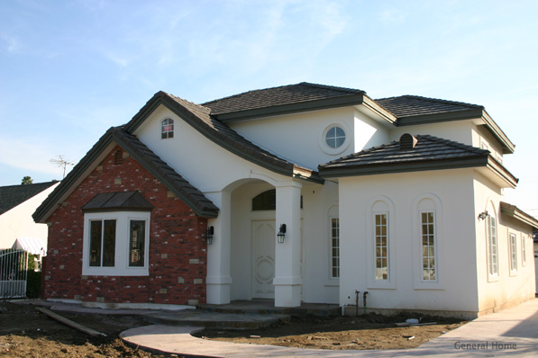 Temple City Residential Design Home Image - Front Elevation