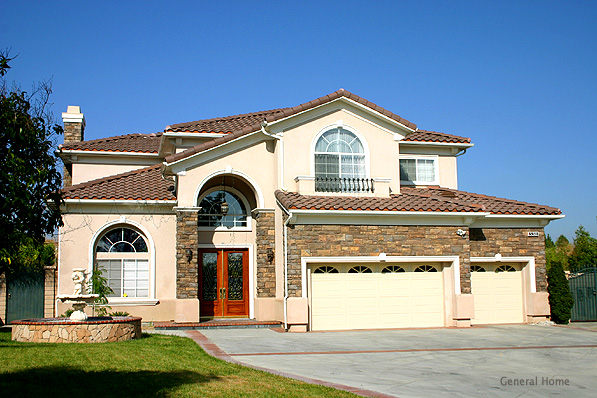 Residential Home Design Walnut Home General Home